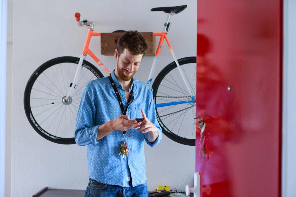 Max von Senger – Standert Bikes / Freunde von Freunden
