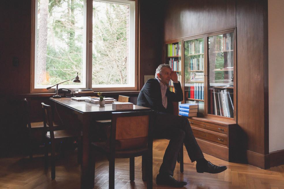 Jan Schmidt-Garre – Regisseur / Freunde von Freunden