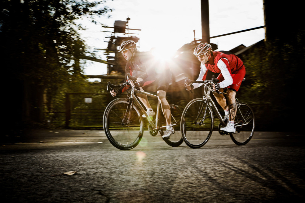 Stahlrennräder – Roadbike