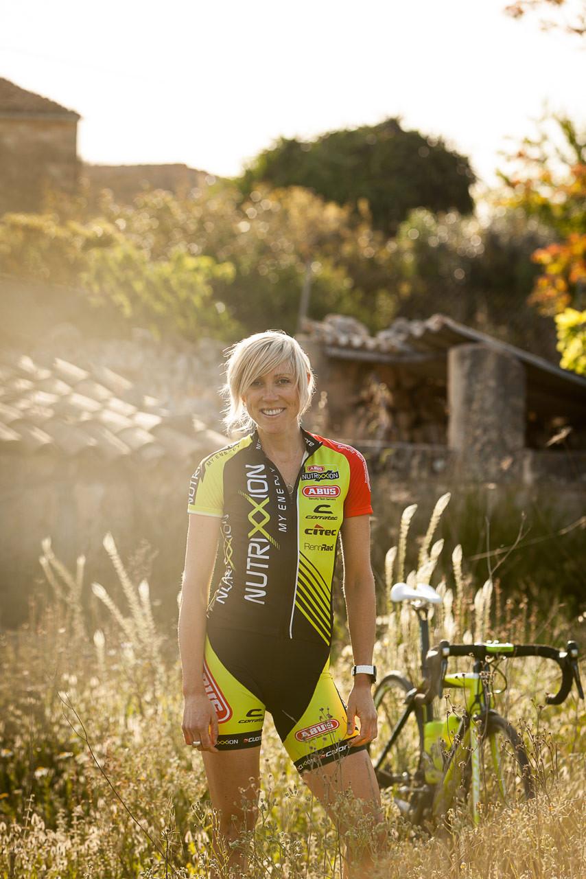 Rachel Neylan Pro-Cyclist