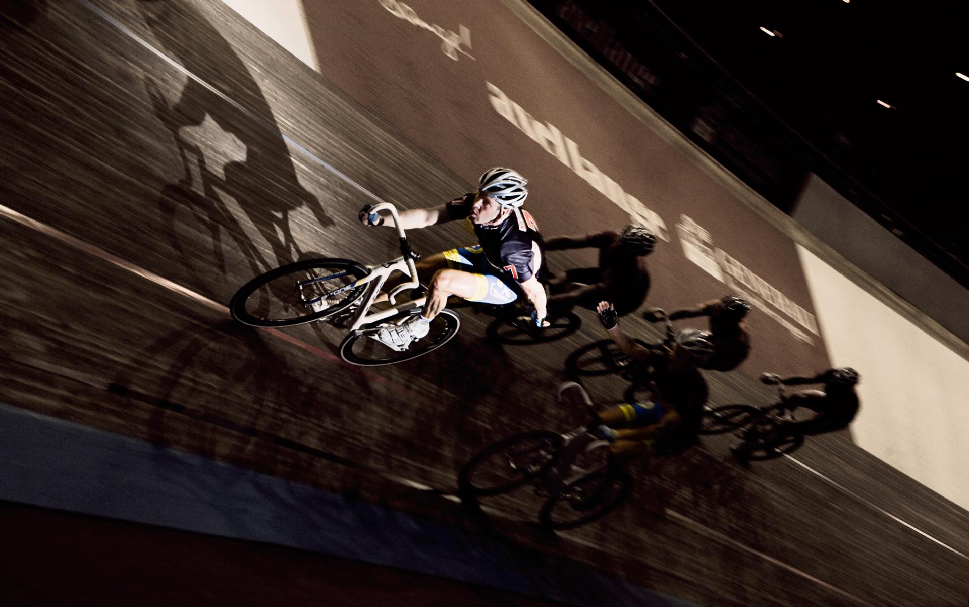 Sechstagerennen Berlin - Dany Stam