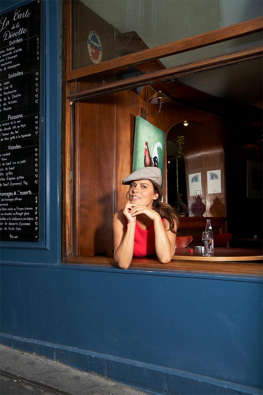 Sara Wiener's kulinarische Abenteuer in Paris