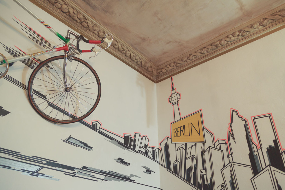 Eröffnung Rennradstudio – Radkreuz Berlin