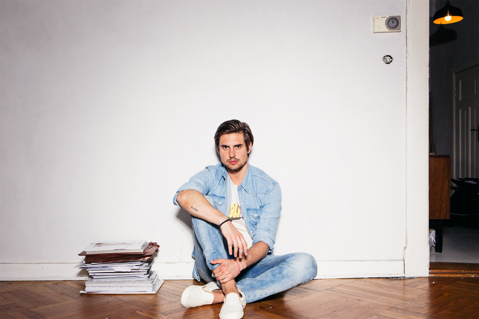 Levis Lookbook Europe 2015